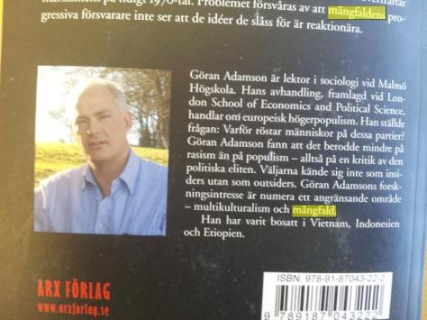 Kultur, Mångfaldspol. Rec