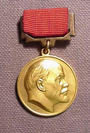 Lenin_Prize_Medal