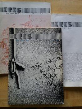 Myten om Kris – tidskriftens första år och vad som hände sedan — ORD&BILD