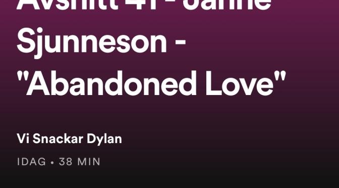 Vi snackar Dylan – podd