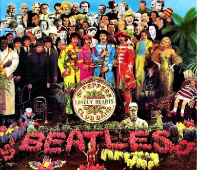 The Sgt. Pepper's Project: the significance of the album cover — PVCC FINE ARTS